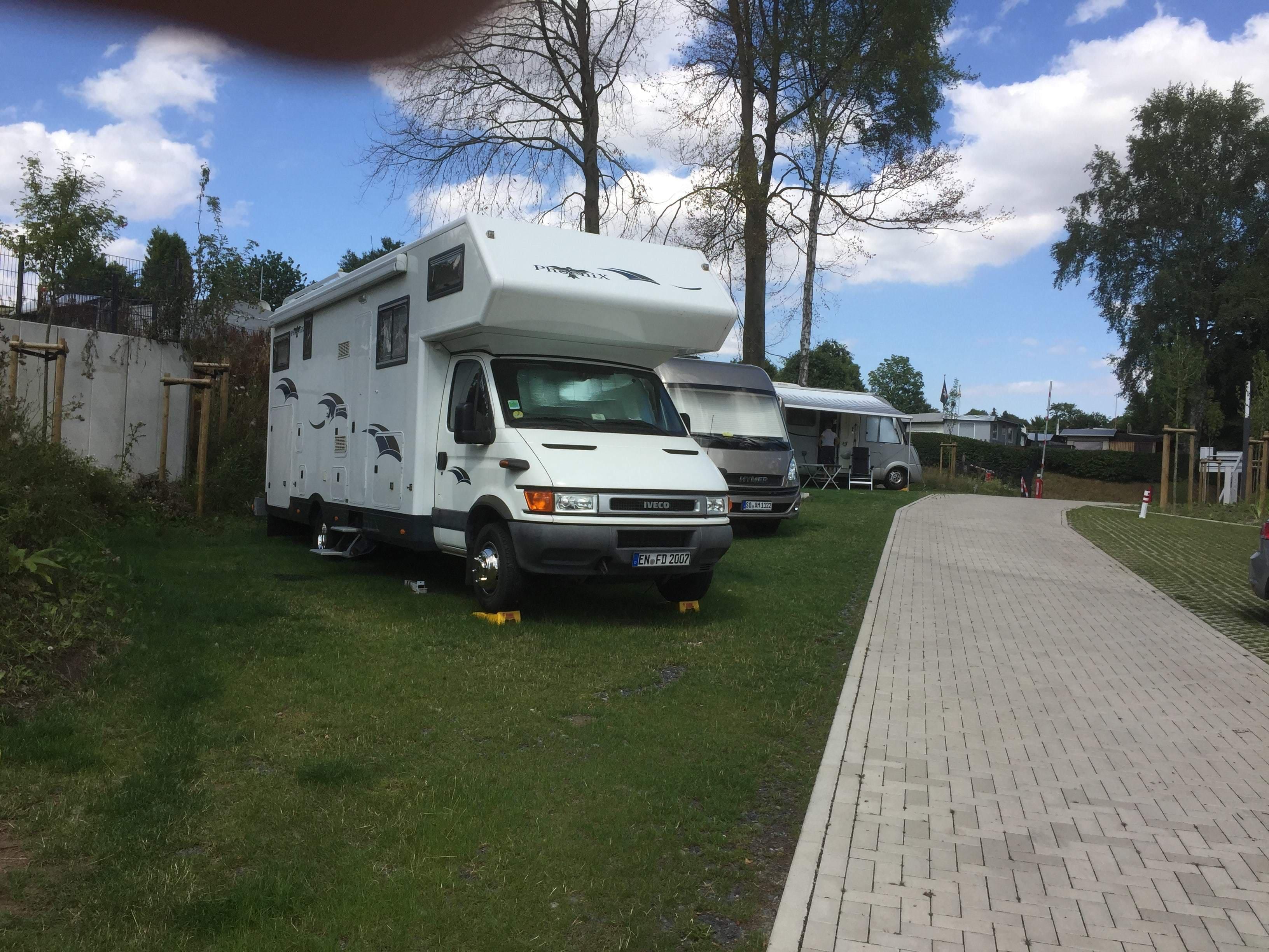 ADAC-Campingplatz-Wohnmobilstellplatz