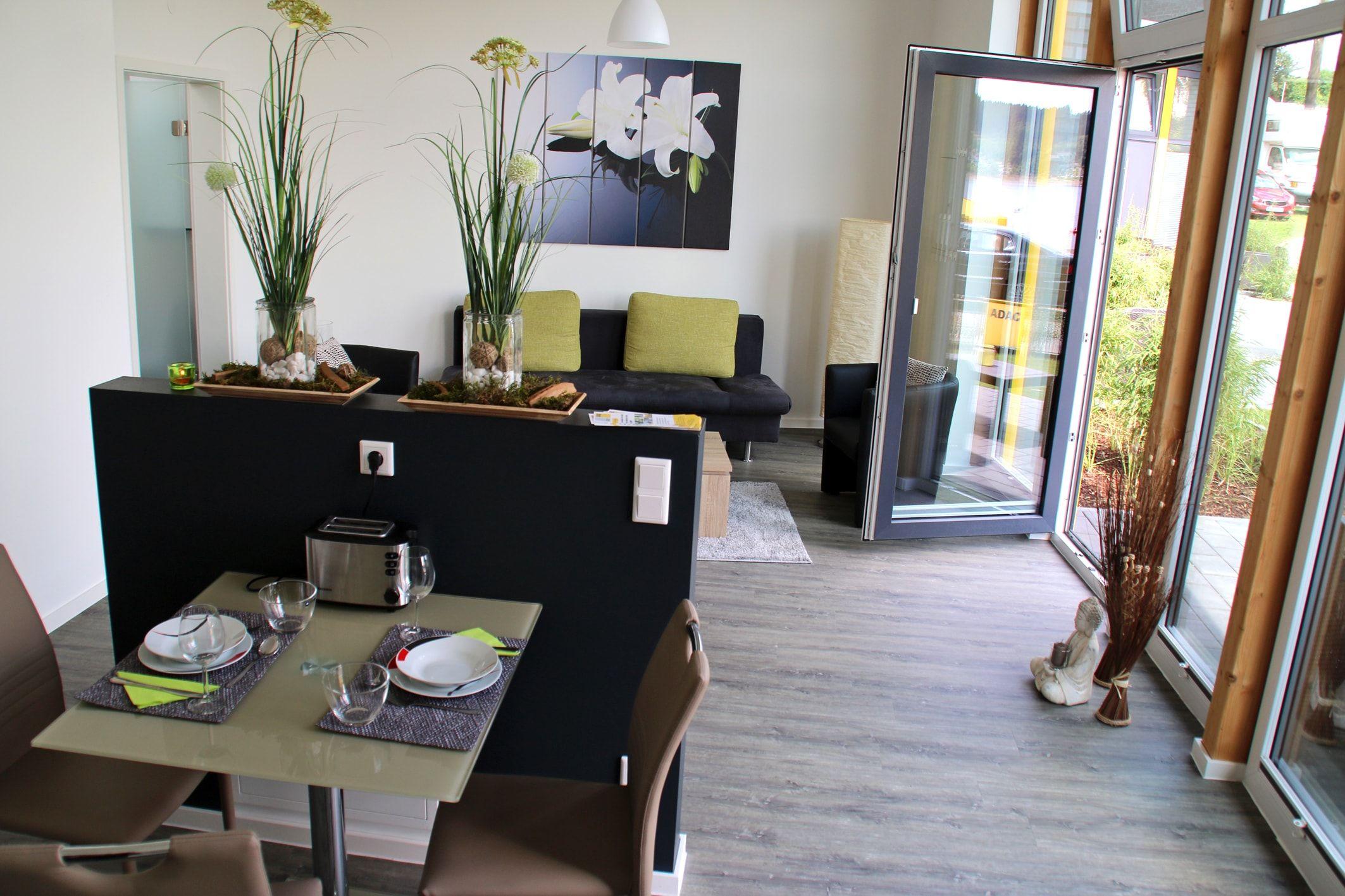 ADAC-Ferienwohnung-Campingplatz-Möhnesee-Küche-2