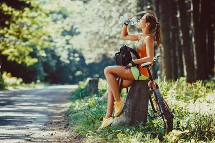 Ferienwohnung-Möhnesee-Fahrrad-fahren