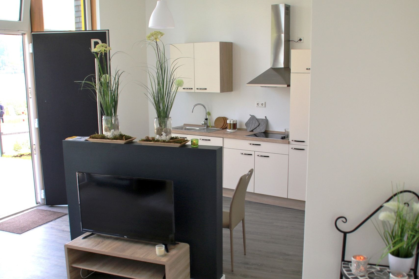 Ferienwohnung-Möhnesee-Küche